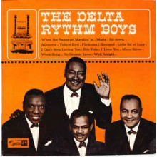 The Delta Rhythm Boys ‎– The Delta Rythm Boys