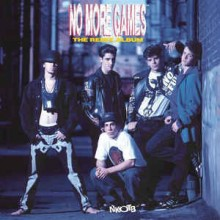 New Kids On The Block ‎– No More Games (The Remix Album)
