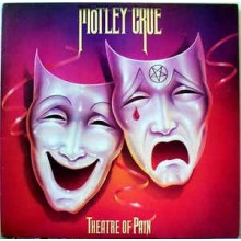 Mötley Crüe ‎– Theatre Of Pain
