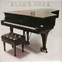 Elton John ‎– Here And There