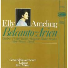 Elly Ameling, Kurt Masur, Gewandhausorchester Leipzig – Belcanto-Arien