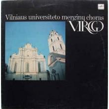 Vilniaus Universiteto Merginų Choras Virgo* – Vilniaus Universiteto Merginų Choras Virgo