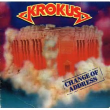 Krokus ‎– Change Of Address