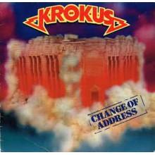 Krokus – Change Of Address
