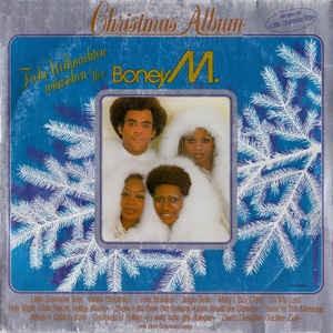 Boney M Christmas Album.Boney M Christmas Album Vinilo Pasaulis