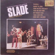 Vandyke Brown ‎– Million Copy Hit Songs Made Famous By Slade