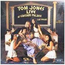 Tom Jones ‎– Live At Caesar's Palace