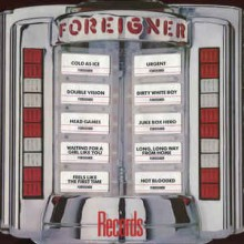 Foreigner – Records