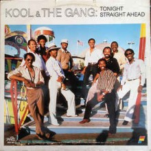 Kool & The Gang ‎– Tonight / Straight Ahead