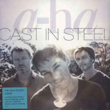 a-ha ‎– Cast In Steel