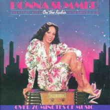 Donna Summer ‎– On The Radio - Greatest Hits Volumes I & II
