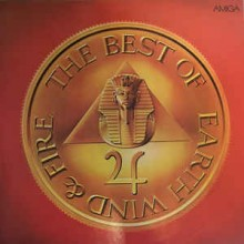 Earth, Wind & Fire ‎– The Best Of Earth, Wind & Fire