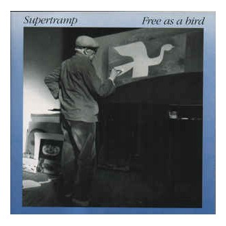 Supertramp ‎– Free As A Bird