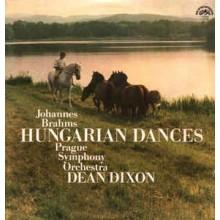 Johannes Brahms, Prague Symphony Orchestra*, Dean Dixon (2) – Hungarian Dances