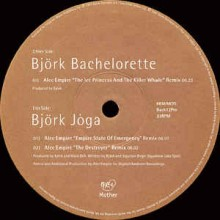 Björk – Bachelorette / Jóga