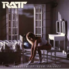 Ratt ‎– Invasion Of Your Privacy