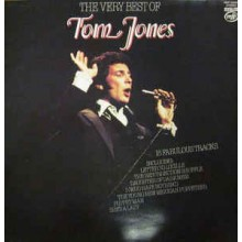 Tom Jones ‎– The Very Best Of