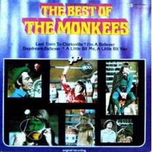 The Monkees ‎– Best Of The Monkees