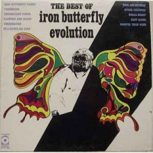 Iron Butterfly ‎– The Best Of Iron Butterfly Evolution