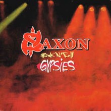 Saxon ‎– Rock N' Roll Gypsies