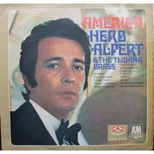 Herb Alpert & The Tijuana Brass – America