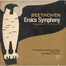 Beethoven - The Sudwestfunk Symphony Orchestra, Baden-Baden*, Paul Kletzki – Symphony No. 3 Eroica