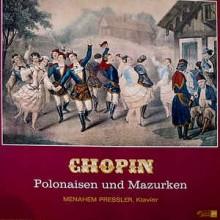 Chopin — Menahem Pressler – Polonaisen Und Mazurken