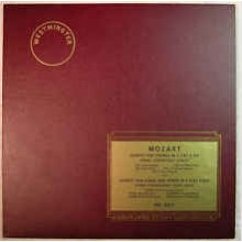 Mozart – Quartet For Strings In B Flat K.614 / Quintet For Piano And Winds In E Flat K.452