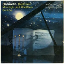 Horowitz | Beethoven ‎– Moonlight And Waldstein Sonatas