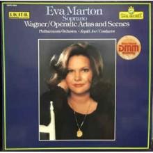 Eva Marton, Philharmonia Orchestra • Árpád Joó* - Wagner* – Operatic Arias And Scenes