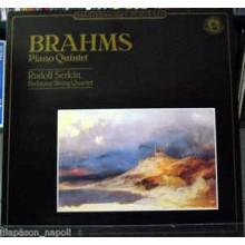 Brahms - Rudolf Serkin, Budapest String Quartet – Brahms Piano Quintet