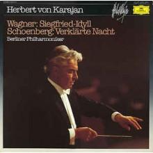 Herbert von Karajan, Berliner Philharmoniker – Wagner: Siegfried-Idyll, Schoenberg: Verklärte Nacht