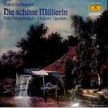 Franz Schubert, Fritz Wunderlich, Hubert Giesen – Die Schöne Müllerin