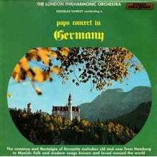 The London Philharmonic Orchestra, Douglas Gamley ‎– Pops Concert In Germany