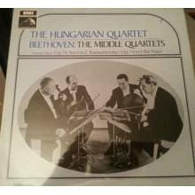 Ludwig van Beethoven, The Hungarian Quartet – The Middle Quartets - Volume 3