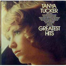 Tanya Tucker ‎– Tanya Tucker's Greatest Hits