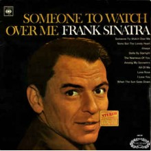 Frank Sinatra ‎– Someone To Watch Over Me