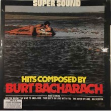 Unknown Artist ‎– Hits Composed By Burt Bacharach And Others