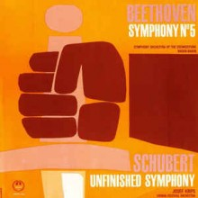 Beethoven, Schubert ‎– Symhony No. 5 / Unfinished Symphony