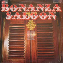 The Hearts Of Texas ‎– Bonanza Saloon