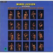 "Wanda Jackson – In Person Recorded At ""Mr Lucky's"" In Phoenix, Arizona"