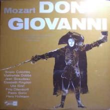 Mozart - Chor und Orchester Der Badischen Staatsoper, Alexander Krannhals – Don Giovanni (Concert Version)