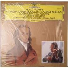 Niccolò Paganini - Salvatore Accardo - London Philharmonic Orchestra* · Charles Dutoit