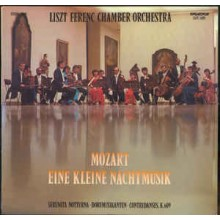 Wolfgang Amadeus Mozart – Eine Kleine Nachtmusik - Serenata Notturna - Dorfmusikanten - Contredances K.609