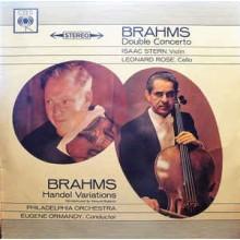 Brahms - Isaac Stern, Leonard Rose - Philadelphia Orchestra*, Eugene Ormandy