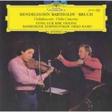 Mendelssohn Bartholdy • Bruch* - Yong Uck Kim, Bamberger Symphoniker • Okko Kamu – Violinkonzerte • Violin Concertos