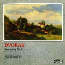 Dvořák ‎– Symphony No 8, In G Major