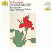 Johann Strauss & Josef Strauss & Johann Strauss* - Berliner Philharmoniker / Herbert von Karajan