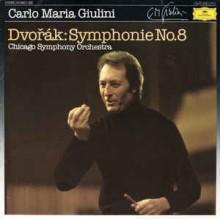 Dvořák - Carlo Maria Giulini, Chicago Symphony Orchestra* – Symphonie No.8