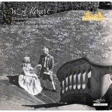 Wolfgang Amadeus Mozart, Leopold Wlach, Karl Öhlberger – Klarinetkonzert A-dur KV 622 - Fagottkonzert B-dur KV 191